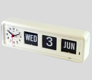 White clocks clock TWEMCO Inc. ( BQ-38 )