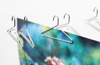 Photo hanger photo Interior display photo ピンアッシュ concept