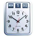RoomClip商品情報 - [3点購入で5%OFFクーポン]TWEMCO社掛け時計BQ-12A[ホワイト] 送料無料