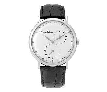 [3点購入で5%OFFクーポン]アルカフトゥーラArcaFutura 腕時計 1074SS-WHBK メンズウォッチ  送料無料