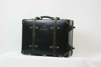 Vintage innovator innovator trunk 50 cm (black) gorgeous suitcase and carry bag carry case fs3gm