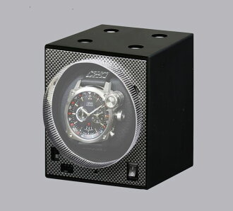 四四方方的設計磚絡筒機 BWF BK (纏繞機) 1 手錶為萬寶至馬達動力 / 纏繞機和手錶繞線機
