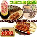 【tokai_gw_shippingfree0501】【smtb-TK】【送料無料】みたらしだんごと五平もち