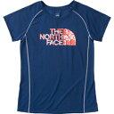 【10%OFF】ザ・ノースフェイス(THE NORTH FACE)ショートスリーブGTDロゴクルー(レディス)(セレスティアルブルー)[Tシャツ][ntw116...