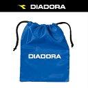 ディアドラ(DIADORA)マルチランドリーバッグ(AB3617)6599:ブルー×ブラック●サッカー/シューズ袋(y1409a)14fw