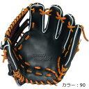ワールドペガサス(worldpegasus) 硬式 グランドペガサス 内野手用 硬式グラブ (19SS) ブラック 右投用 WGKGP84-90 野球用品