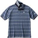 カンタベリー(canterbury) ポロシャツ ショートスリーブ ラガーポロ メンズ (19ss) ネイビー RA39109-NV