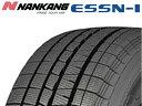 【2017年製】スタッドレスタイヤ ナンカン ESSN-1 16インチ 205/65R16