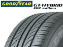 タイヤ グッドイヤー 12インチ 145/70R12 GT-Hybrid ECO Edition