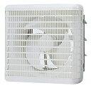 三菱電機業務用換気扇(電動シャッター付)メッシュタイプ電源:単相100V排気専用羽根径30センチEFG-30MSB