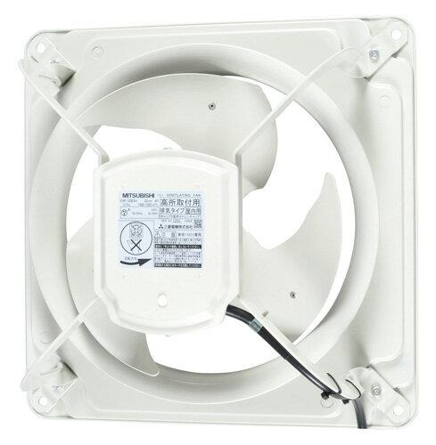 三菱電機産業用換気扇排気専用 電源:単相100V羽根径40センチEWG-40BSA