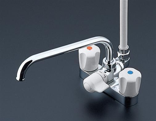 TOTO 2ハンドルシャワー 一時止水なし (TMS26C)