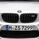 BMW M Performance ブラック・キドニー・グリル(F87 M2)