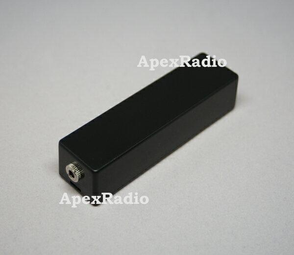 ApexRadio 90CPL 中波用カプラー (35BNCシリーズ対応) 中波受信用 BCL