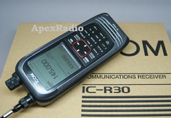 IC-R30 ハンディレシーバー アイコム 広帯域受信機 (ICR30)