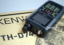 TH-D74 アマチュア無線機 ケンウッド デュアルバンドハンディ APRS & DSTAR 対応(広帯域受信機内蔵)(THD74)