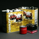 ROADWINエンジンオイル・リピートセット(オイル2缶・フィルター1ヶセット)