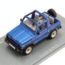 NEO SCALE MODELS 1/43スケール SJ410 ミニカー(メタリックブルー)