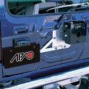 【アピオ楽天市場店】【アピオ ジムニー パーツ】スペアタイヤ移動&ナンバー移動キット