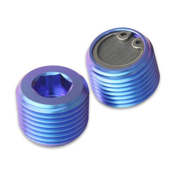 チタン合金オイルドレンボルト デフ / ミッション / トランスファー 排出口用チタンボルト(ドレンボルト) マグネットあり
