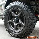 WILDBOAR X & MAXXISトレパドール(185/85R16) (スズキジムニー用 タイヤ ホイール 4本セット)マキシストレパドール ジムニータイヤ&ジムニーホイールセット 1005042