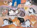 久下 貴史 絵画・アート(版画)/フェデリコの記憶(B)/ねこ・ネコ・猫