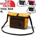 ショッピングスツール ショルダーバッグ メンズ レディース ノースフェイス THE NORTH FACE ツールボックス Tool Box 4L/アウトドア カジュアル メッセンジャーバッグ 男女兼用 鞄 斜めがけ ロゴ かばん/ NM81860