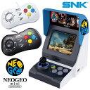 NEOGEO mini International + コントローラー ×1個セット インターナショナル版 海外版 ネオジオ ミニ 40タイトル PAD パッド SNK (SG)