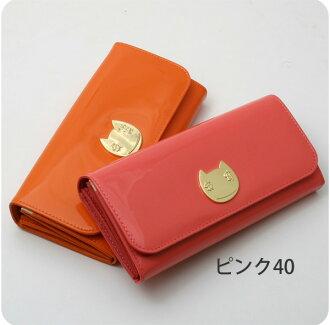 ドルネコ enamel long wallet ツモリチサトキャリー tsumori chisato CARRY