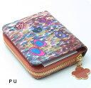 ツモリチサト サイフ 財布スラップリング二つ折りラウンド財布ツモリチサト キャリー【tsumori chisato CARRY】