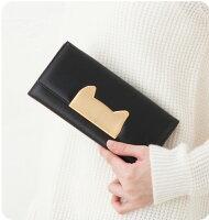 ツモリチサト財布ネコフレーム長財布ツモリチサトキャリー【tsumorichisatoCARRY】【通販サイフ財布バッグ】