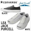 コンバース 22.0cm-25.0cm レザー ジャックパーセル 白 ホワイト 黒 ブラック Converse Leather Jack Purcell White Black レディースサイズ ユニセックス スニーカー モノトーン