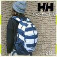ヘリーハンセン スカルティン 20  リュックサック リュック 鞄 バッグ アウトドア スカルティン20  HELLY HANSEN Skarstind 20 20L N1 ボーダーネイビー