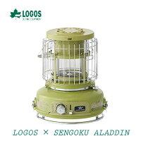 ロゴス 81060095 LOGOS × SENGOKU ALADDIN パノラマ ガス ストーブ logos キャンプ フェス バーベキュー アウトドア ストーブ 「SENGOKU ALADDIN」と共同開発!