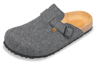 During the week in order to 1:00 PM on the same day is shipping Betula by Birkenstock locks dark gray felt clock / comfort Sandals Betula By Birkenstock Rock DarkGray Felt