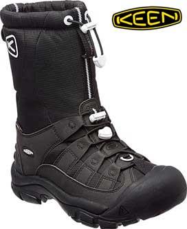 キーン  メンズ ウィンター ポート 2 1014060  防水、保温 軽量 ウィンター ブーツ  KEEN MENS Winterport II  MOONLESS NIGHT