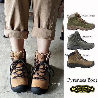 Keen men's Pyrenees boots light weight, waterproof specification trekking boots / outdoor boots KEEN MENS PYRENEES