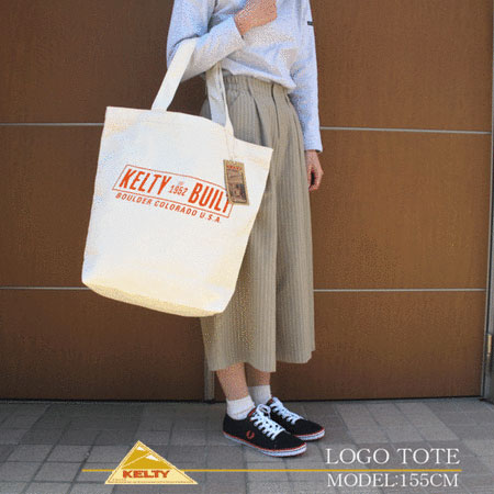 ����ƥ��������б�kelty�?�ȡ��ȥ��åȥ�ȡ��ȥХå�KELTYLOGOTOTEBAGCOTTONNATURAL2592032