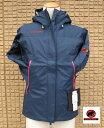 マムート レディース ドライテック モーション ジャケット Mammut DRYTECH MOTION Jacket Women space 5189