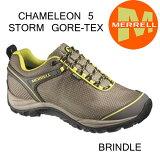 ���� ����쥪�� 5 ���ȡ��ॴ���ƥå��� M39931 BRINDLE Merrell CHAMELEON 5 STORM GORE-TEX ��� �����ȥɥ� �����ƥå��� ���ˡ�����