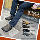 Point 10 times free shipping メレルジャングルモック Pewter, Taupe, Gunsmoke, Midnight men OUTDOOR sneakers Merrell Jungle Moc Mens 4Colors