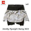 ザ ノースフェイス NBW91974 WX ノベルティフライウェイトレーシングスカート(レディース) The North Face Womens Novelty Flyweight..