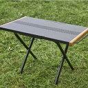 ホールアース WE2KDB09 Black HEAT-RESISTANT SIDE TABLE 2.0 WHOLE EARTH Whole Earth キャンプ フェス バーベキュー BBQ アウトドア ..