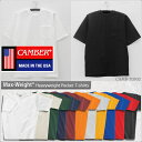 �ڤ����ڡۡ�¨Ǽ��CAMBER MAX WEIGHT 302 POCKET S/S TEE 8oz �����С� �ޥå����������� S/S �ݥ��å�T����� 8���� ̵�� �ݥ�T MADE IN USA ��� ��ǥ����� ������� ��˥��å��� �������ȥܡ��� ���� CAMB-T0302