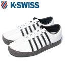 ショッピングテニスシューズ 【送料無料】Kスイス ケースイス クラシック 88 メンズ レディース ウィメンズ ホワイト ブラウン ガム 白 茶 スニーカー レザー テニスシューズ K-SWISS Classic 88 36022487 靴 くつ クツ