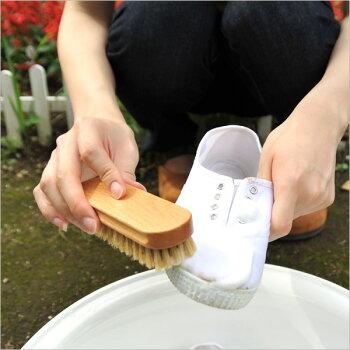 pedag豚毛ブラシ靴用お手入れブラシシューズスニーカーを洗うのに最適キャンバス・スエードの汚れ落としケア用品クリーナー