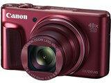 【送料無料(沖縄・離島除く)】CANON(キヤノン) デジタルカメラPowerShot SX720 HS (レッド)