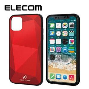 エレコム 3種構造 ハイブリッドケース iPhone 11