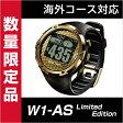 ショットナビ W1-AS limited Edition [ウォッチ]/shot navi W1-AS[腕時計型](ゴルフナビ/GPSゴルフナビ/GPSナビ/海外コース対応/ゴルフ用品/golf/ナビゲーション/ナビ/楽天/売れ筋)