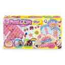 【大人気のファンルーム!】【対象年齢6才以上】【輪ゴムでつくるアクセサリー】FanLoomPlus-ファンルームプラス-【ハナヤマ】